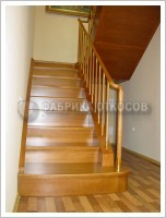 Изготовление лестниц в Самаре