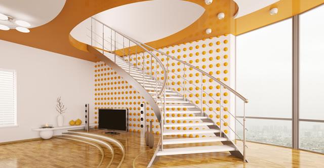 Деревянные перила (51 фото): варианты для лестницы из